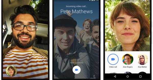 Google Duo займёт место Hangouts на Android