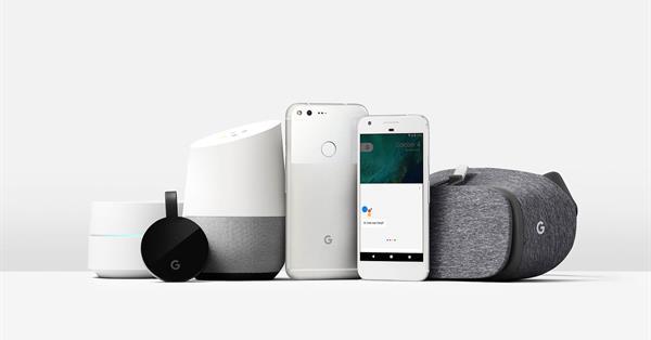 Google представил новые смартфоны Pixel и устройство Google Home