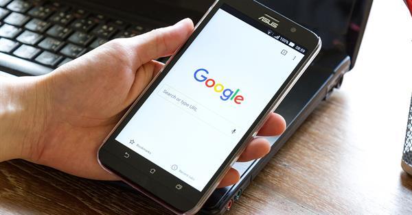 В Google для Android появились ярлыки для часто используемых функций