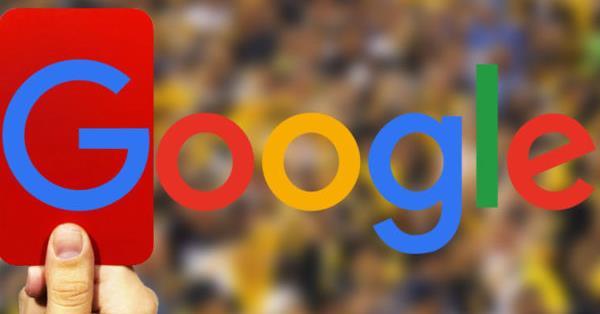 Google: данные о ручных санкциях доступны только в Search Console