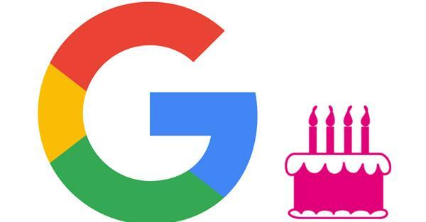Google исполнилось 18 лет
