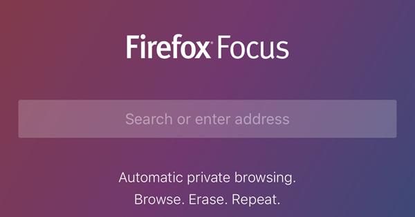 Firefox Focus – новый браузер для iOS со встроенным блокировщиком рекламы