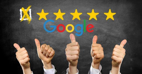В России заработала программа «Google Отзывы клиентов»