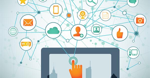 Доля social на рынке programmatic-рекламы в США вырастет до 57,6% к 2021 году