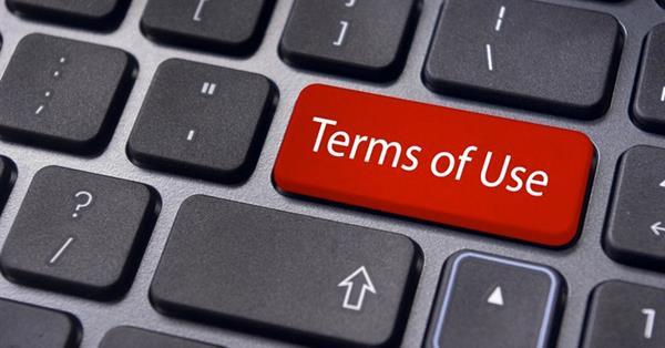 Для российских сайтов введут стандартное пользовательское соглашение