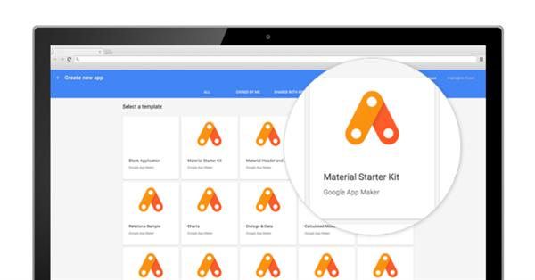 Google вывел из беты сервис для создания бизнес-приложений App Maker
