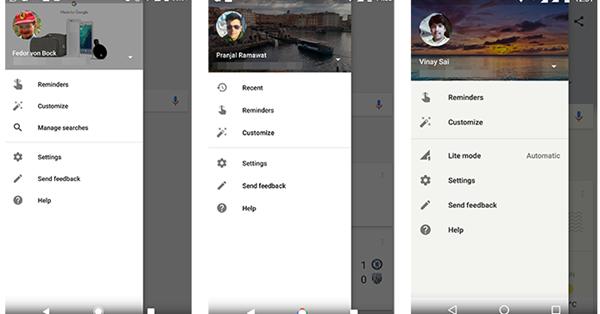 Google тестирует три нововведения в поисковом приложении для Android