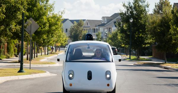 Google выделил проект по разработке робомобилей в отдельную компанию