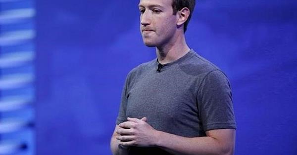 Власти Великобритании оштрафовали Facebook на £500 тысяч