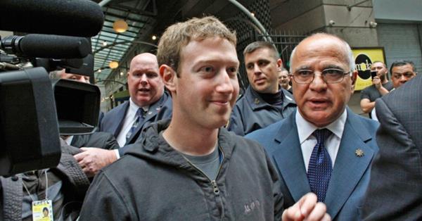Акционеры Facebook хотят исключить Марка Цукерберга из совета директоров