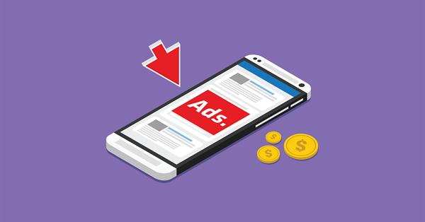 55% бюджетов на мобильную рекламу в США расходуется впустую