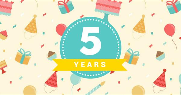 Магазину приложений Google Play исполнилось 5 лет
