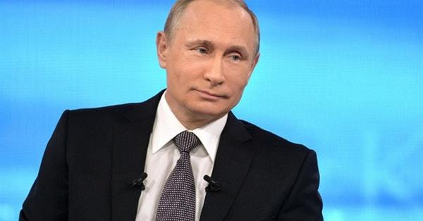 Путин считает достаточными существующие в России ограничения интернета