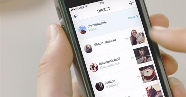 Instagram объединил обычные и исчезающие сообщения в Direct
