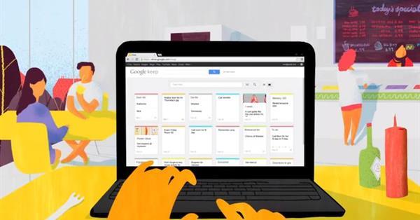 Google добавил Keep в G Suite и встроил его в Документы
