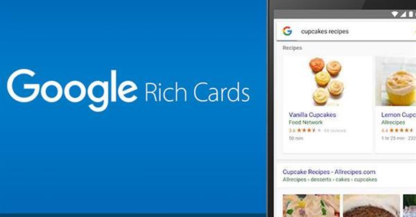Google запустил Rich Cards по всему миру
