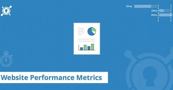 14 метрик производительности веб-сайтов, которые необходимо анализировать