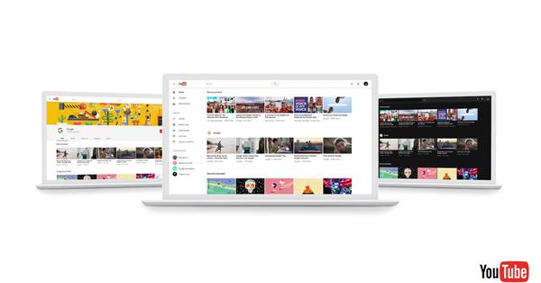 YouTube открыл доступ к превью-версии нового дизайна сайта