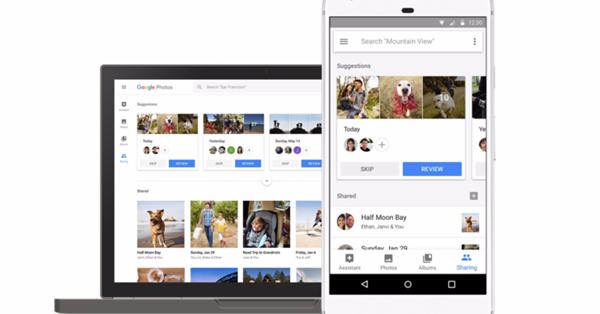В сети появились первые скриншоты новой ОС Google Fuchsia
