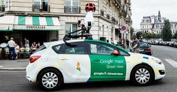 Google отснял 16 млн километров панорамных видов для Street View