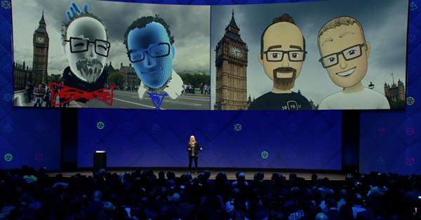 Facebook F8: запуск соцсети в виртуальной реальности и другие анонсы