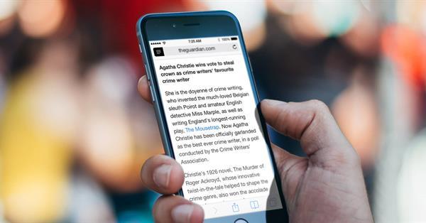 В Safari появится автозапуск режима чтения без рекламы для всех сайтов