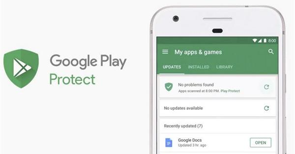 Google запустил Play Protect для защиты Android-устройств