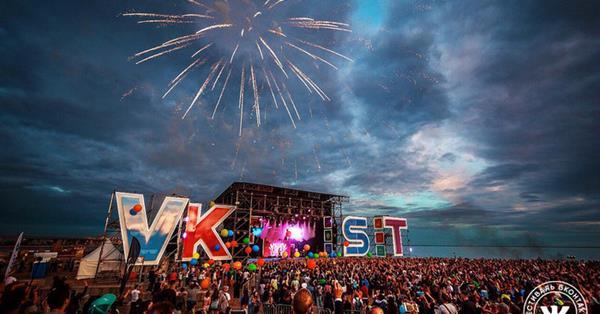 ВКонтакте протестирует офлайн-платежи с кешбэком 20% на VK Fest