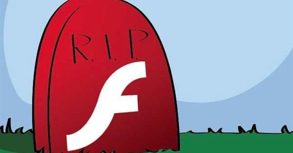 Adobe прекратит поддержку Flash к концу 2020 года