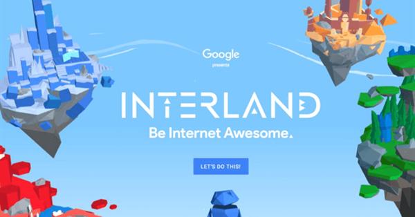 Google создал игру для обучения детей интернет-безопасности