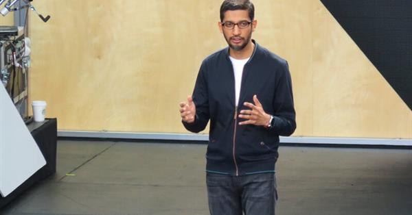 Глава Google Сундар Пичаи вошёл в совет директоров Alphabet