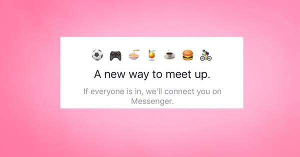 Facebook тестирует сервис для встреч по типу Tinder