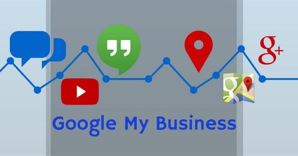 Продвижение карточки Google Мой Бизнес