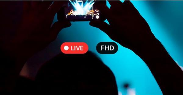 Одноклассники запустили прямые трансляции со смартфона в Full HD