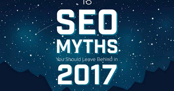 18 SEO-мифов, о которых нужно забыть