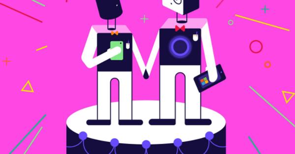 Amazon и Microsoft работают над интеграцией своих голосовых помощников