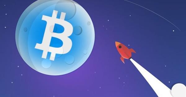 Цена Bitcoin преодолела отметку в $4000