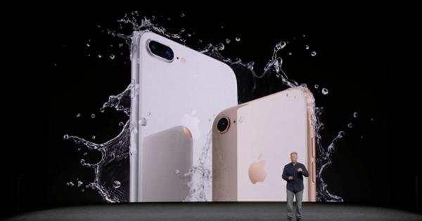 Apple представила iPhone 8, 8 Plus и X