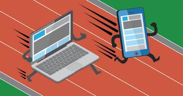 57% мирового онлайн-трафика приходится на смартфоны и планшеты