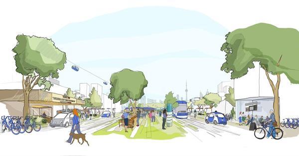 Google хочет построить в Торонто «город будущего»