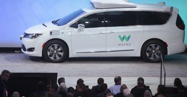 Alphabet готовится к запуску сервиса автономных такси