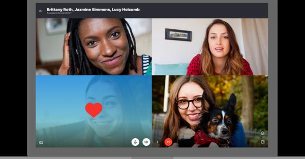 Skype обновил дизайн десктопной версии мессенджера