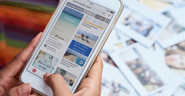 Pinterest запустил поисковую рекламу для всех рекламодателей