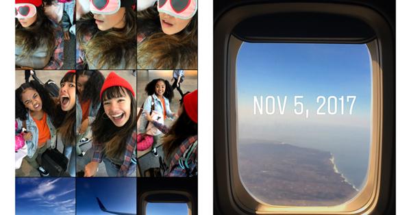В Instagram Stories теперь можно загружать старые фото и видео