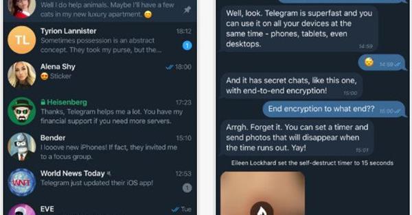 Альтернативный Telegram X заменит обычный Telegram для iOS в течение двух недель