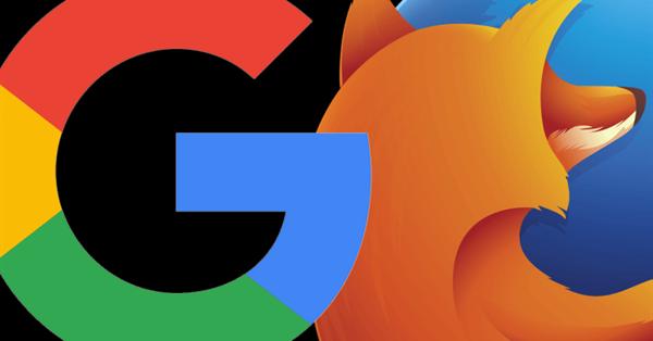 Mozilla заменила поиск Yahoo на Google в новом браузере Firefox Quantum