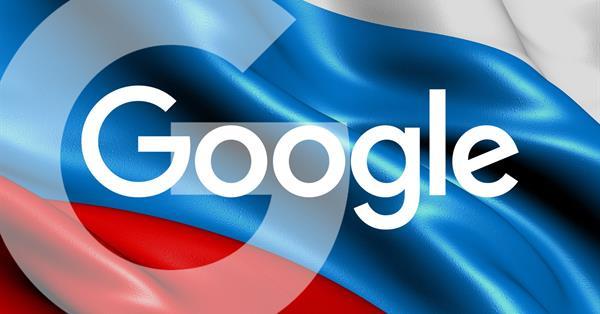 Google не будет менять алгоритмы ранжирования под RT и Sputnik
