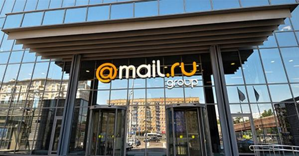 Выручка Mail.ru Group в I квартале 2019 года показала рост на 21,9%
