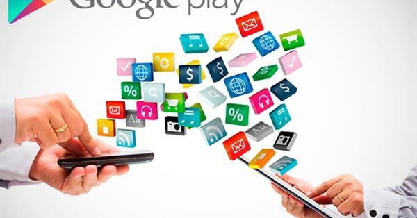 Google удалил более 700 тысяч приложений из Google Play в 2017 году