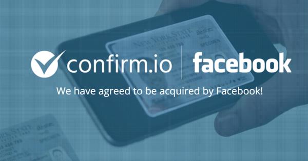 Facebook купил стартап Confirm.io для более глубокой проверки рекламодателей